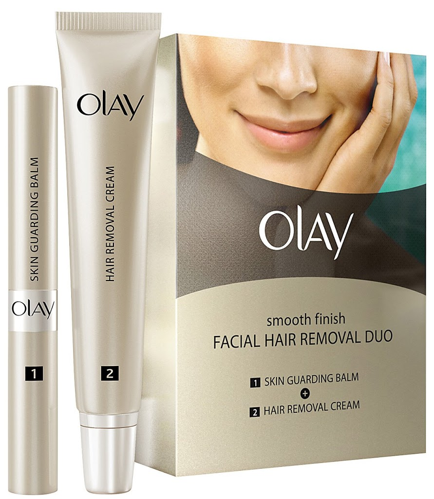Product Review Olay Smooth Finish Facial Hair Remover